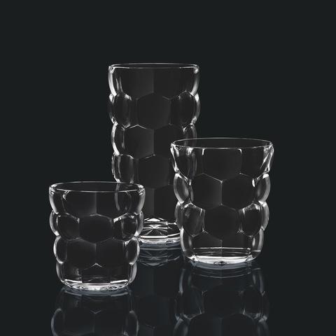 Набор из 4-х бокалов Whisky 330 мл артикул 99531. Серия Bubbles