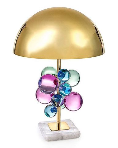 Настольный светильник копия Globo by Jonathan Adler (мульти)