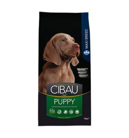 12 кг. FARMINA CIBAU Сухой корм для щенков крупных и гигантских пород Puppy Maxi Breed