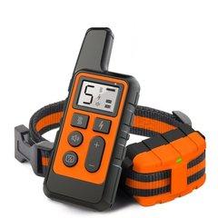 Электронный ошейник для дрессировки PET-500 Оранжевый