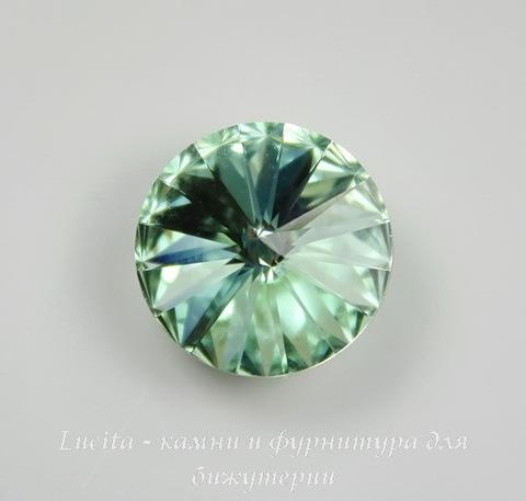 1122 Rivoli Ювелирные стразы Сваровски Chrysolite (12 мм) ()