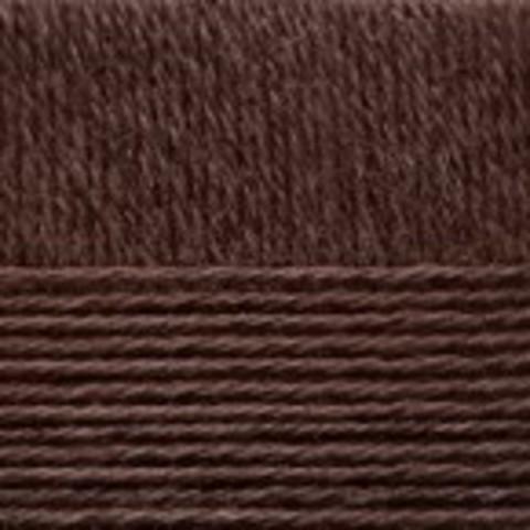 Пряжа Перуанская альпака (Пехорка) 251 Коричневый