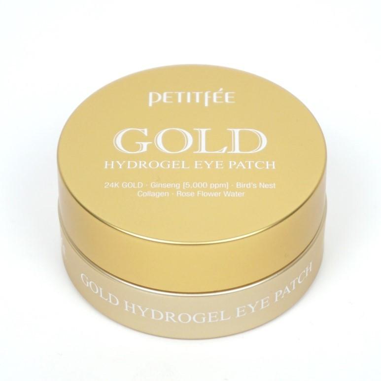 PETITFEE Патчи для глаз гидрогелевые с золотом PETITFEE GOLD Hydrogel Eye Patch i31217_1487009300_10.jpg