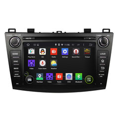 Автомагнитола KD-8003-P30 Mazda 3 2009-2013 (BL), Axela 2009-2013 Android 9.0