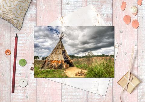 Доисторическое жилище
