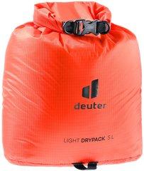 Гермомешок Deuter Light Drypack 5 papaya