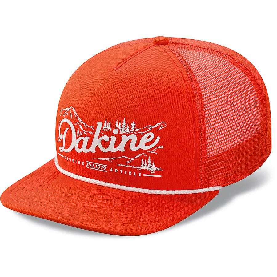 Кепки, панамы, шляпы Кепка Dakine MOUNTAIN TRUCKER ORANGE 2015S-08640239-MountainTrucker-Orange.jpg