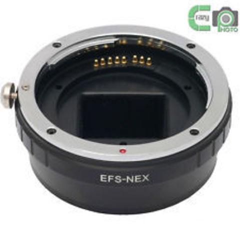Кольцо переходное Canon EOS AF-S для Sony NEX с авто фокусом