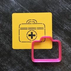 Медицинский чемодан №1