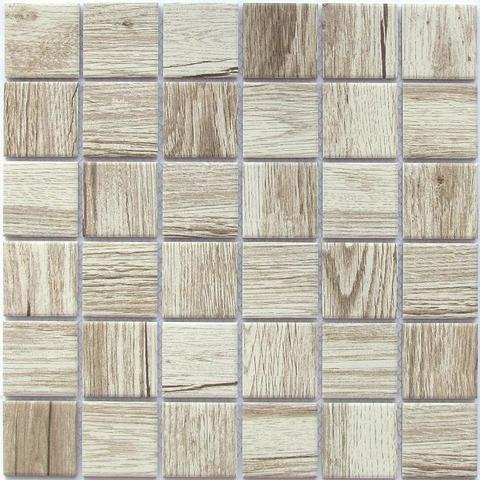 Мозаика керамическая Wooden Light 306х306