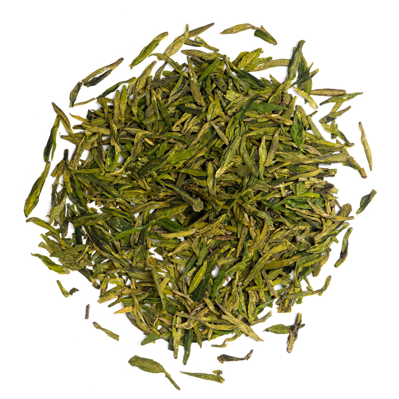 Зеленый чай Колодец дракона, весенний зеленый чай, 100 гр Лун_Цзынь_В_.jpg