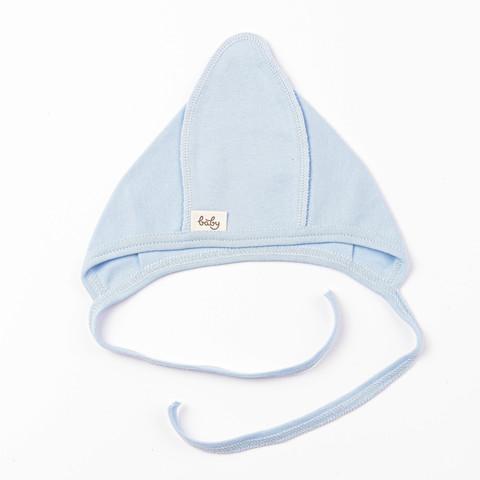 Baby hat 0+, Light Denim