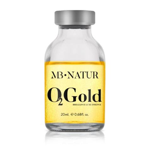 BOTOX O2GOLD Счастье для бровей (с пигментами золота и кардамоном) 20 мл.