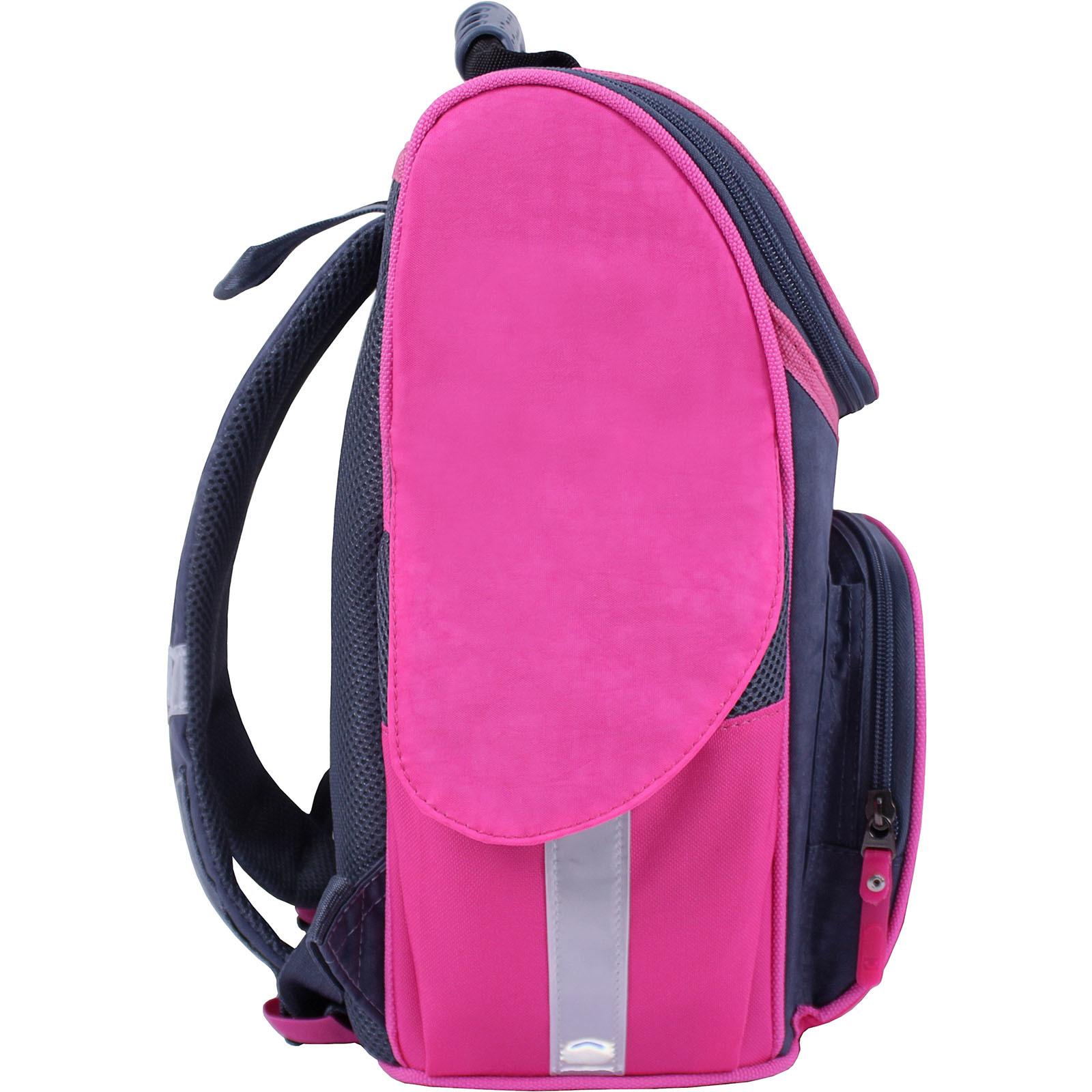 Рюкзак школьный каркасный Bagland Успех 12 л. Черный 366 (00551702) фото 2