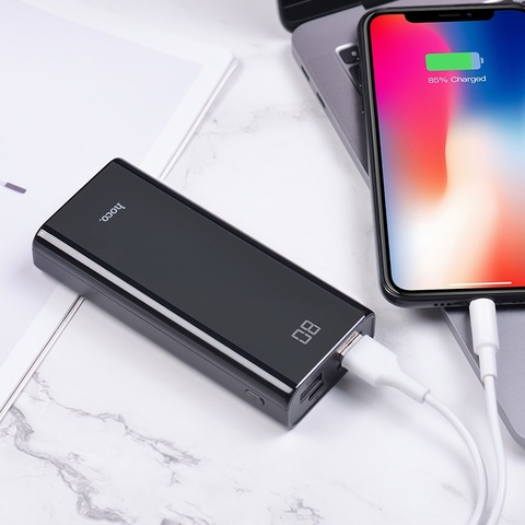 Power Bank HOCO J45 Elegant shell (10000mAh)