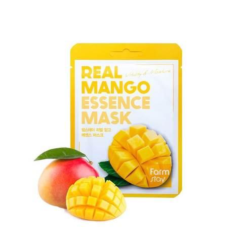 Farm Stay Тканевая маска Real Essence Mask