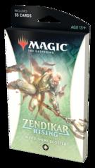 Тематический белый бустер выпуска «Zendikar Rising» (английский)