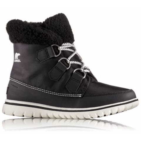 Ботинки жен SOREL COZY CARNIVAL BLACK (FW18)