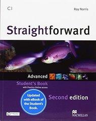 Straightforward 2Ed Adv SB +Webcode +eBook
