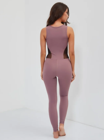 Комбинезон для йоги Black lady