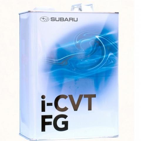 SUBARU I-CVT FG