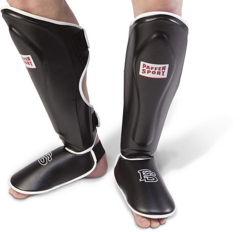 Полная защита ног шингарды для мма Paffen Sport