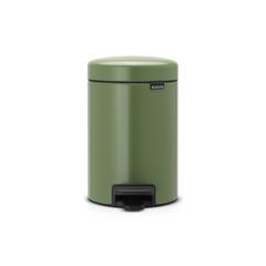 Мусорный бак newicon (3 л), Зеленый мох