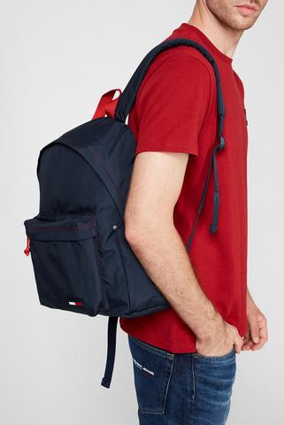 Мужской темно-синий рюкзак TJM CAMPUS Tommy Hilfiger