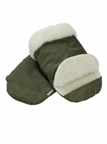 Чудо-Чадо. Муфты-рукавички Прайм, оливковые