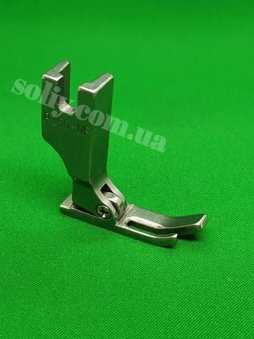 Лапка для вшивания молнии  с двумя лыжами правая P360 NF | Soliy.com.ua