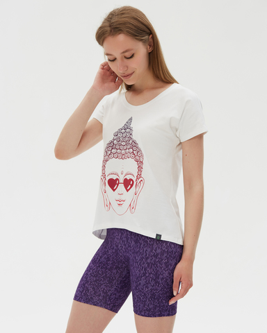 Футболка женская Budda Love YogaDress