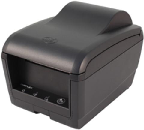 Чековый принтер posiflex aura 9000-B (USB,RS,черный) с БП