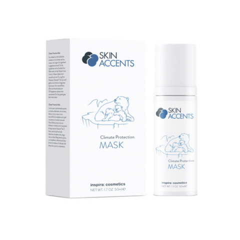 INSPIRA | Обогащенная anti-age крем-маска с экстрактом мёда Манука для регенерации кожи / Climate Protection Mask, (50 мл)