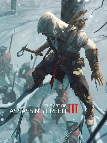 The Art of Assassin's Creed III (Б/У)