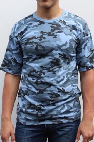 Купить камуфляж футболку - Магазин тельняшек.ру 8-800-700-93-18