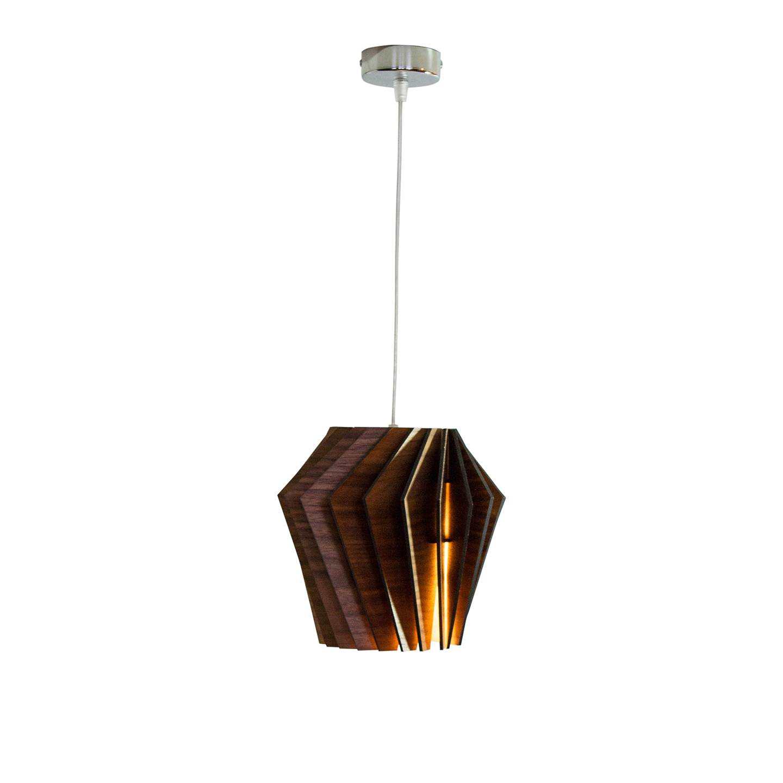 Подвесной светильник Woodled Турболампа, средний - вид 11