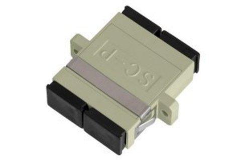 Адаптер NIKOMAX NMF-OA2MM-SCU-SCU-2 (2шт)
