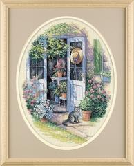 DIMENSIONS Садовая калитка (Garden Door)