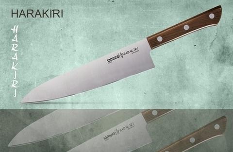 SHR-0085WO Нож кухонный