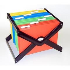 Подставка для подвесных папок (275x410x320 мм, до 25 папок)