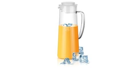 Кувшин для холодильника TEO 1.0л, оранжевый