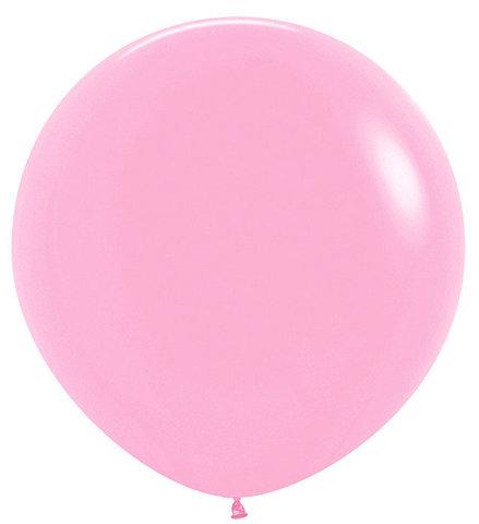 Шар (30''/76 см) Розовый (009), пастель