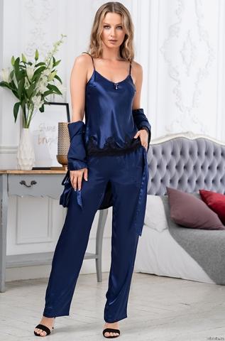 Комплект женский 3предмета с брюками Mia-Amore ISABELLA Изабелла 3185