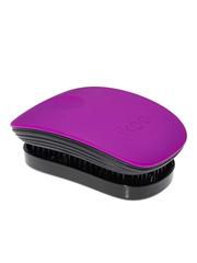 Ikoo Расческа-детанглер для сумочки сладкая слива Pocket Sugar Plum Black