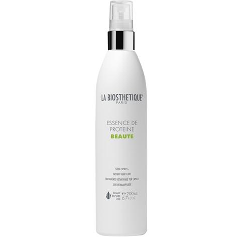 La Biosthetique Beaute: Несмываемый двухфазный спрей для питания волос (Essence de Proteine), 200мл