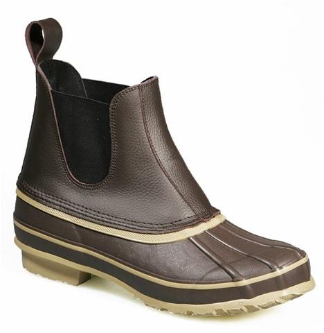Ботинки Bobcat Brown (Baffin)