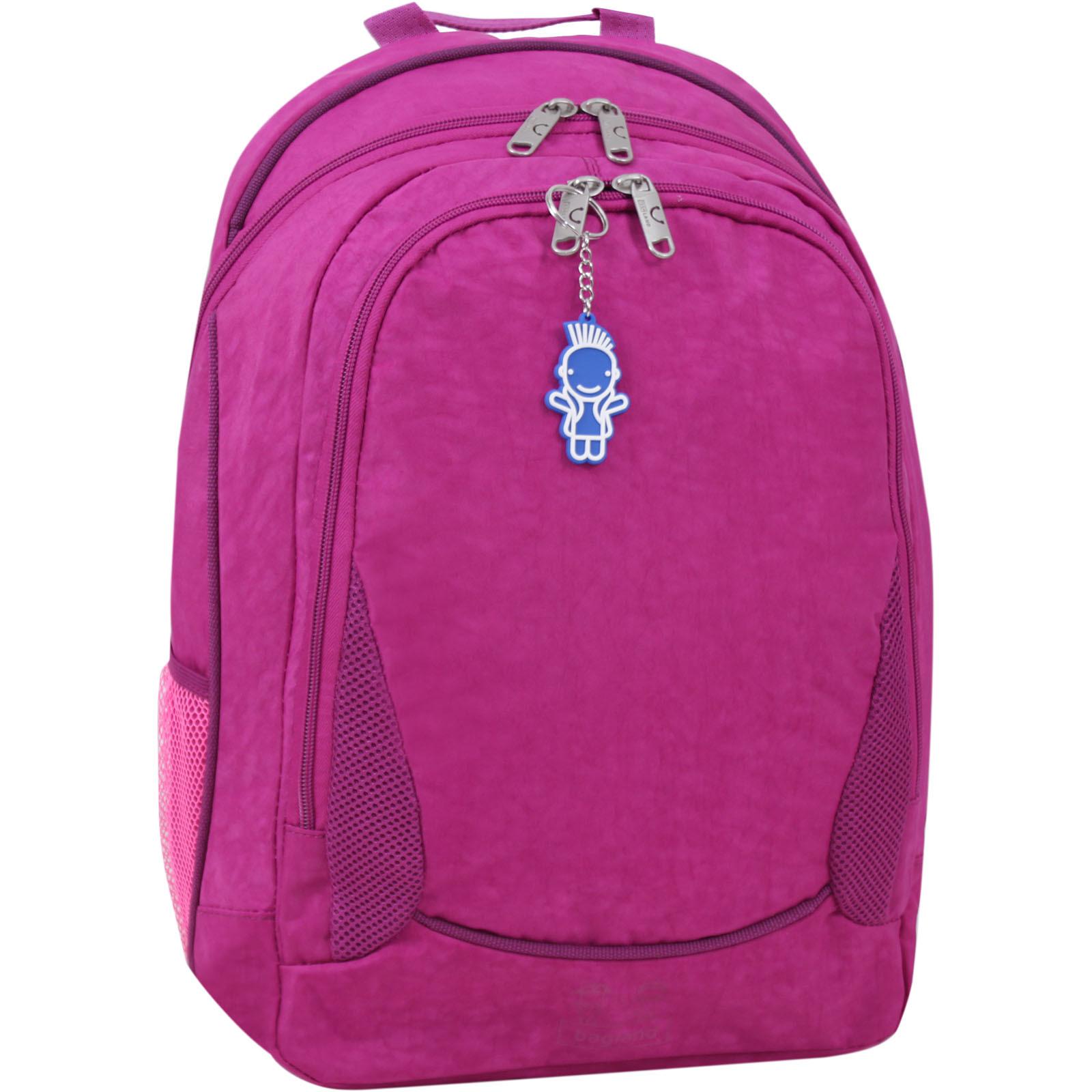 Городские рюкзаки Рюкзак Bagland Ураган 20 л. Розовый (0057470) IMG_8893-1600.jpg