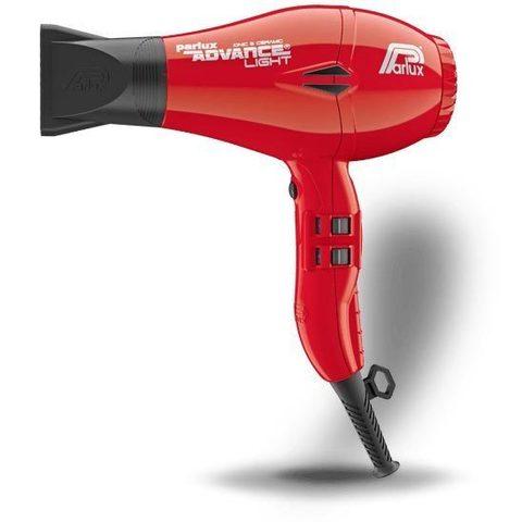 Профессиональный фен Parlux Advance Light 2200 Вт красный