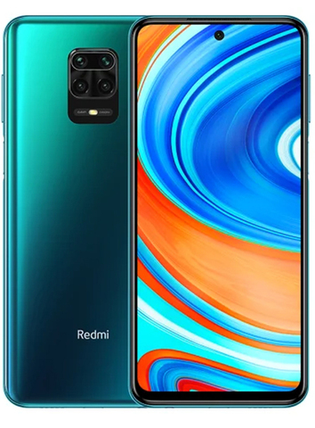 Смартфон Xiaomi Redmi Note 9S 4/64GB (синий) Global Version