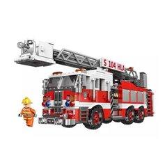 Конструктор Техник 03031 Пожарная машина, 711 дет.